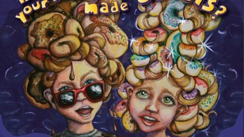 Book Review: Is Your Hair Made of Donuts? (Children's Nutrition)