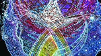 Visionary Art: Light Awakening
