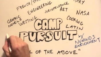 Build Your Own Summer Camp